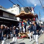 岸和田だんじり祭りの日程の決め方!9月10月の日程とトリビア