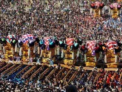 新居浜太鼓祭りは掲示板がスゴイ 喧嘩腰のスレッドや書き込みも!