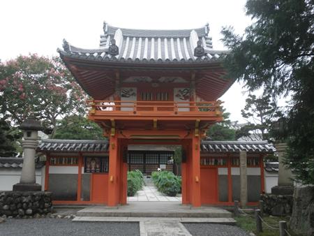 虎渓山保壽院
