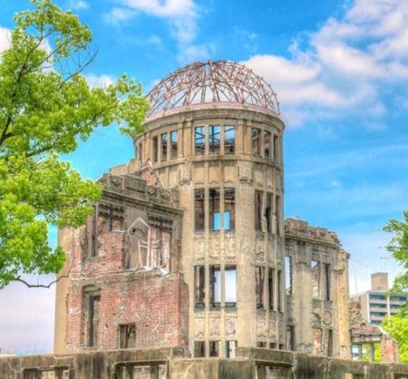 核兵器 原爆と水爆との違いは?