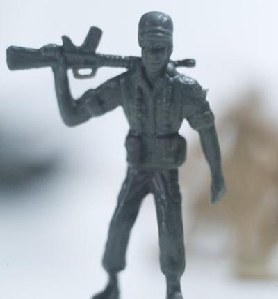 日中戦争 兵士