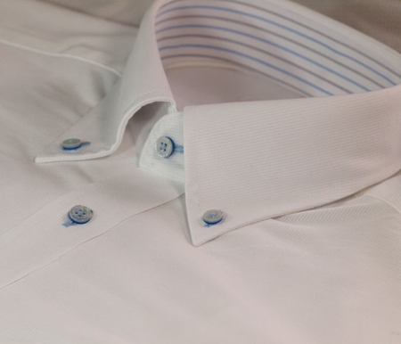 ワイシャツの襟汚れの簡単な落とし方と予防法