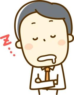 昼間に眠いのはなぜ?その原因を探る!