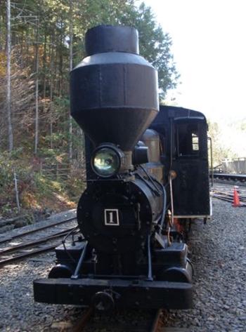 森林鉄道 機関車