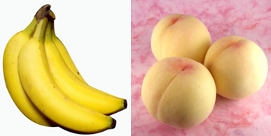 バナナともも