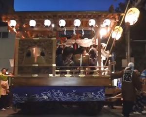 くらやみ祭り2020!見どころや交通規制、舞台となった映画とは?