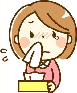 鼻風邪の治し方!鼻水を早く止めるには?
