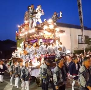成田祇園祭2019!日程や見どころ、交通規制などをチェック