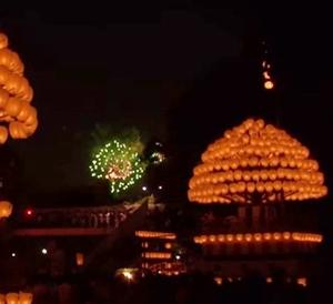熱田祭り2019の日程!花火の時間と見物の穴場は?