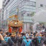 深川八幡祭り2017!今年は本祭り。日程や見どころは?