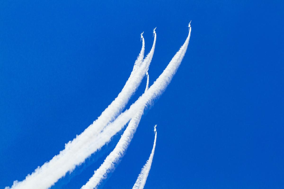 新田原基地航空祭2019!駐車場や交通規制、ブルーインパルスも!