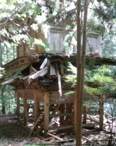 小馬寺(豊田市の廃寺)に行ってきました!歴史ある廃寺でした