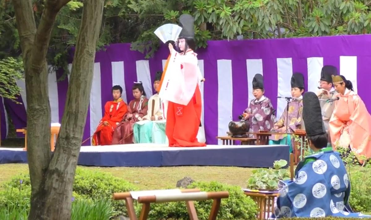 京都城南宮・曲水の宴2020!日程やアクセス、駐車場は?