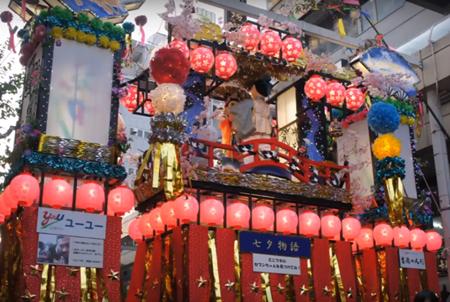 平塚七夕祭り2019の織姫は誰?来場者数や混雑状況もチェック!