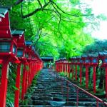 京都貴船祭2018の神輿の時間や混雑予想!駐車場やトイレはある?
