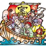 七福神ってどこの国の神様?七福神めぐりとは?