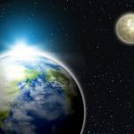 月が地球に落ちてこないのはなぜ?